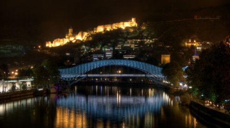 Тур в стары Тбилиси и бившая столица Грузий Мцхета