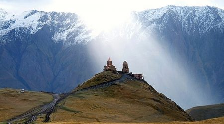 Two day tour in Kazbegi